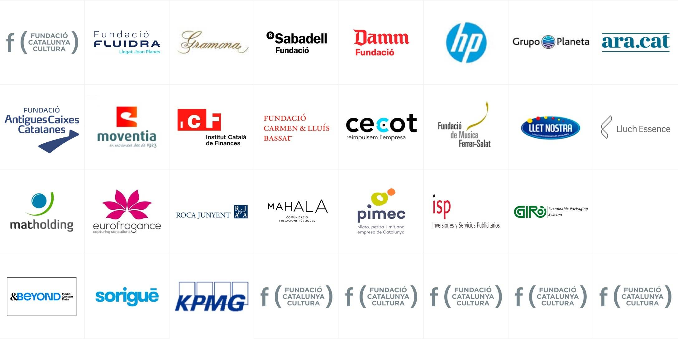 Organigrama Empreses
